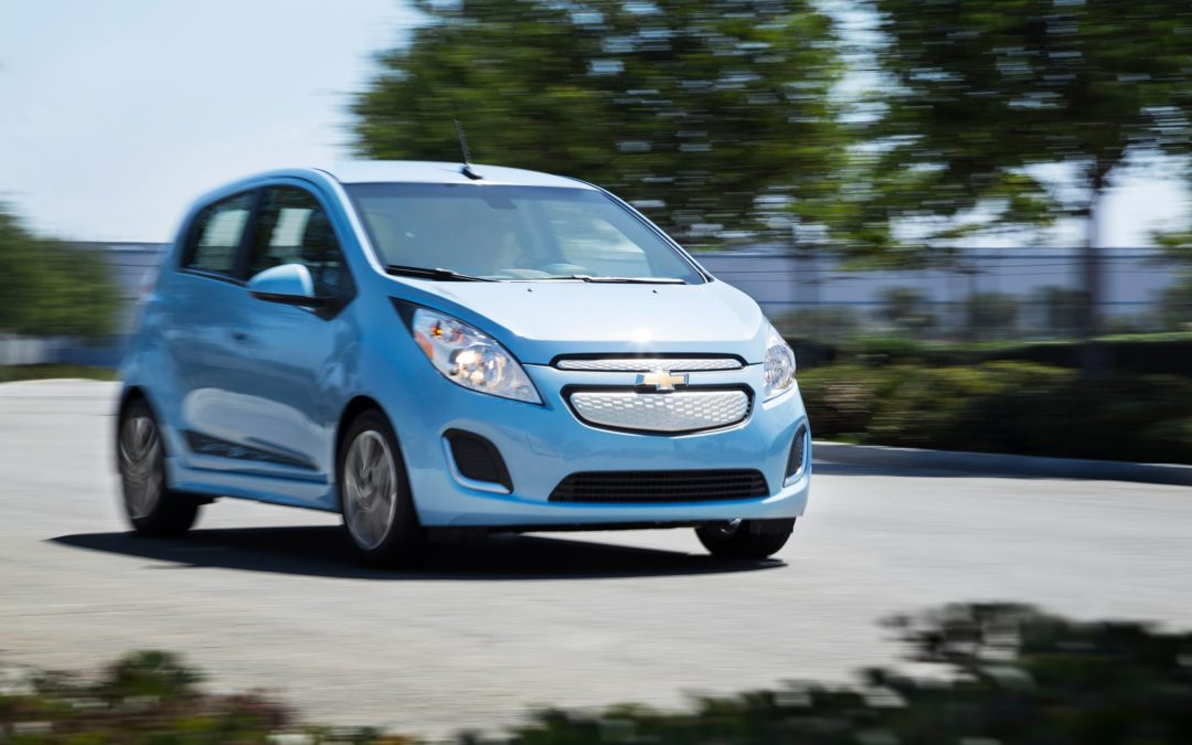 Chevrolet Spark EV 2015 – Review