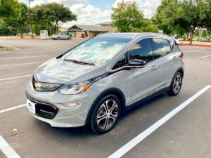 Chevy Bolt Gris